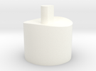 TOS Enterprise stand replacement (Diamond Select) in White Strong & Flexible Polished
