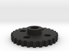 gyrocam servo gear v2 in Black Strong & Flexible