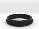 gyrocam lens gear v2 in Black Strong & Flexible