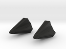 crystal ship 650 final 01 pair c in Black Strong & Flexible