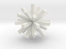 square asterisk in White Strong & Flexible