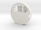 Yingyang smoke detector (midsection) in White Strong & Flexible