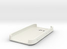 Lumia 822 Case Windows 8 Screen  in White Strong & Flexible