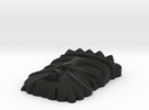 mask 99 Cannelle - L'Aquila in Black Strong & Flexible