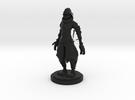 Ninja statue in Black Strong & Flexible