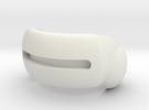 ModiBot OptiVisor goggles in White Strong & Flexible