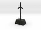 Sword in stone in Black Strong & Flexible