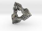 Lucious Geometry in Premium Silver