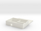 LibraryBox Container in White Strong & Flexible