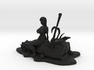 Dragon Girl in Black Strong & Flexible