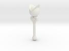 Uranus Transformation Rod in White Strong & Flexible
