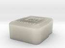 blink(1) enclosure bottom in Transparent Acrylic