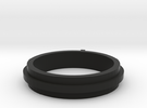 Ring in Black Strong & Flexible
