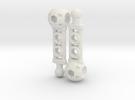 NEW! ModiBot Mech Shin Set in White Strong & Flexible