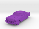 Chevrolet BelAir 57 in Purple Strong & Flexible Polished