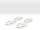 Raccordi-b in White Strong & Flexible