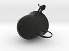 TheTeacup in Black Strong & Flexible