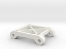 T15 FAN MOTOR SUPPORT in White Strong & Flexible