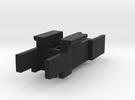Tantrum Leg Lock for CDMW 15 set in Black Strong & Flexible
