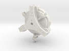Wild T3 1/4 scale replacement base in White Strong & Flexible