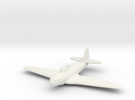 1/200 Piaggio P.119 in White Strong & Flexible