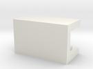 SD card holder in White Strong & Flexible