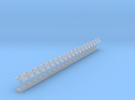 Unterlegkeil-Griffmulden 20x in Frosted Ultra Detail