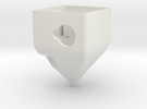 RMRC Camera Housing V2 - Back in White Strong & Flexible