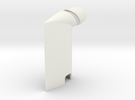 Omnimac Pitot Tube Mount V1.2 in White Strong & Flexible