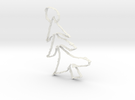 christmas tree in White Strong & Flexible