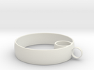 Colar Do Equilíbrio in White Strong & Flexible