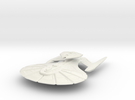 Milner Class B Destroyer in White Strong & Flexible