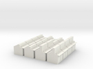 Westinghouse Lever Frames in White Strong & Flexible