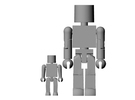 Minimates Child in Frosted Ultra Detail
