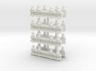 Isolateur echelle 1/32 in White Strong & Flexible