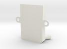 Devo Rx701 Receiver Mount Vertical V0.1 in White Strong & Flexible