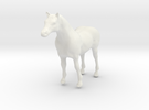 Horse Sym Sculp 2 Rotated in White Strong & Flexible