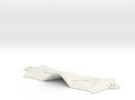 Bat Mask (Universal Fit) in White Strong & Flexible