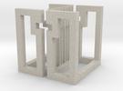 cube_19 in Sandstone