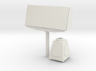 1/72 scale TRS-3D (AN/SPS-75) Multi-mode Radar in White Strong & Flexible