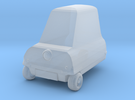 1:76 Scale Peel P50 in Frosted Ultra Detail