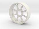 BP8 rear wheel Ring OTO in White Strong & Flexible