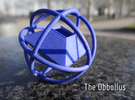 The Obbollus in Blue Strong & Flexible Polished