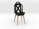 Meta Chair  in Full Color Sandstone