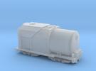 NZ120 Ja Oil Tender in Frosted Ultra Detail