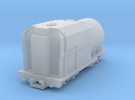 1:87 Ja Tender And Bogie Sideframes Oil in Frosted Ultra Detail