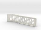 Arri standard bridgeplate handheld support in White Strong & Flexible