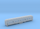 Pullman 60C3 Passenger Car - Zscale in Frosted Ultra Detail