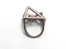 Urban Development Ring in Stainless Steel