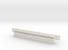 "Floppy Cover 3,5"" SMALL compatible to Amiga 4000 in White Strong & Flexible"